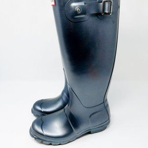Hunter Original Tall Cosmic Glitter Rain Boots